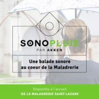 SonoPluie // Maladrerie Saint Lazare de Beauvais (60)